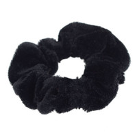 Porte-queue De Queue De Velours Pas Cher-Velvet Fashion Elastic Scrunchie Donut Grip Holder cheveux boucle Ponytail Stretchy