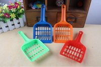 Wholesale DHL pet litter shovel cat litter scoop
