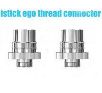 Wholesale Ecig Adaptor - NewEpacket adapter 510 to ego thread connector assy adaptor For Istick eleaf mini 10w 20w 30w 50w 100w batteries ecig box mod