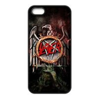 Compra Cassa In Metallo Per La Galassia S2-Custodia per cellulare Slayer Metal band per iPhone 4s 5s 5c 6 6s Plus ipod touch 4 5 6 Samsung Galaxy s2 s3 s4 s5 mini s6 edge plus Note 2 3 4 5 casi