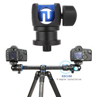 Wholesale Benro Tripods - Benro SystemGo Tripod Support Module GSC100 0 Degree Connector GoCoupler 1# for SystemGo Tripod order<$18no track
