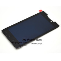 Wholesale Droid Digitizer - Wholesale-Replacement PARTS For Motorola Droid Razr XT910 Touch screen digitizer with ORIGINAL LCD screen DISPLAY assembly Free Shipping