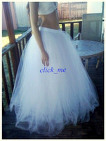 Wholesale Dress Big Bust - Fashion Girls Skirt Women Princess Layered Fairy Style Tulle Bouffant Skirt Fashion Firls Dress Big Swing Gauze Tutu Dress Bust skirt