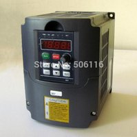 Wholesale Variable Frequency Drive Inverter Vfd - Brand new 380V 2.2KW Variable Frequency Drive VFD Inverter 3HP