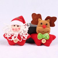 Wholesale Cheap Small Dolls - Wholesale-Christmas Plush Doll small star old Christmas tree ornaments christmas ornaments cheap accessories