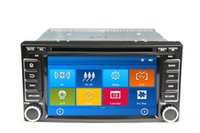 """Wholesale Forester Gps - HD 2 din 7"""" Car Radio Car DVD Player for Subaru Forester Impreza With GPS Navigation Bluetooth IPOD TV SWC USB AUX IN"""