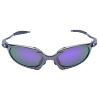 x hombres gafas de sol al por mayor-Venta al por mayor-original Romeo Men gafas de sol polarizadas Aolly Juliet X Metal Sport Gafas de montar Oculos ciclismo gafas CP002-1