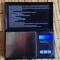 Wholesale Pictures Auto - 50sets lot Real Picture DHL Free 100g x 0.01g LCD Digital Jewelry Pocket Scale with Auto off Jewelry Scale