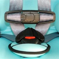 Wholesale Baby Car Seat Safety Straps - TS Brief Car Baby Safety Seat Strap Belt Harness Chest Child Clip Nylon Safe Buckle ST