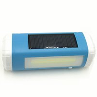 Wholesale wireless solar speakers for sale - Group buy 50pcs Outdoor solar Bluetooth speaker card E68 multi function LED flashlight side lighting