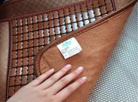 Wholesale Little Brown Bag Wholesaler - home of bamboo block cushions Retro square bamboo cushions. Summer must-cool car mats. Refreshing hot little box car seat 20pcs a bag