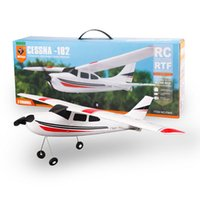 Wholesale Cessna Rc Rtf - WLtoys F949 Cessna 182 2.4G 3 Channel RC Aircraft Fixed-wing RTF Airplane WLtoys F949 Cessna 182 Aircraft Rc Toy