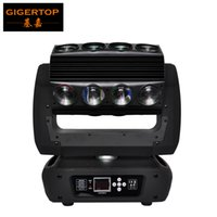 Led Moving Head Light 16 * 25W RGBW LED 4IN1 3 Graus Beam Angle DMX CE Certificado Grande Led Mirage Light