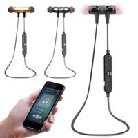 auriculares awei al por mayor-Awei A920BL Wireless auriculares auriculares estéreo para auriculares, reducción de ruido bluetooth deporte auricular con micrófono Envío gratuito.