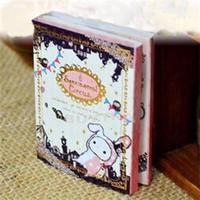 Wholesale notepad animal sticky - Wholesale-2015 DIY Cute Animal Rabbit Memo Pad Sticky Note Kawaii Paper Sticker Pads Creative Gift Stationery