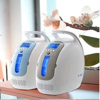 Wholesale 2 DAYS Expedited SHIPPING portable mini oxygen concentrator generator purity J11 DHL or Fedex Free