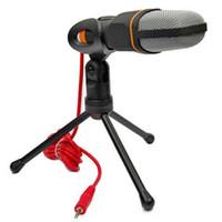 condensador de grabación al por mayor-1 Establezca Audio Profesional Condensador Micrófono Estudio de grabación de sonido Montaje de choque Caliente en todo el mundo