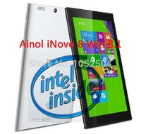 Al por mayor-Ainol Inovo 8 victorias 8.1 Tablet PC con procesador Intel Core Z3735d Qual-IPS 1280x800 pantalla 2GB 32GB de doble cámara de 5.0MP HDMI Bluetooth