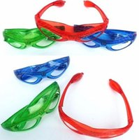 spiderman shaped led light up flash glasses cheer dance mask christmas halloween days gift novelty led sunglasses led toy party glasses from dropshipping - Halloween Novelties Wholesale
