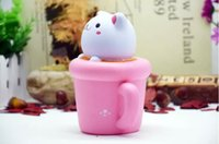 Wholesale Fantasy Cakes - 2018 Squishy 14CM Jumbo Cup Cat Kawaii Squeeze Cute Animal Slow Rising Scented Bread Cake Slow Rising Toy