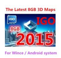 Wholesale Igo Maps China - igo maps for car gps 8GB SD TF memory card with car IGO Primo GPS Navigator map for USA,Canada,Mexico
