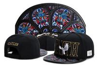 problemas negros al por mayor-Los últimos Cayler Sons galaxy Snapback capsulan los sombreros de béisbol de los hombres del diseñador jodidos PROBLEMAS negro BREAD PAN biggies ¡260 estilos!