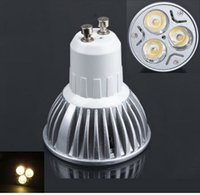 Wholesale 10pcs v GU10 MR16 E27 E14 x2w day white warm white High power led spot lights