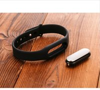 Wholesale Miui Stock - Wholesale-5pcs lot,IN STOCK! 100% Original! 2015 Newest Xiaomi MiBand , Smart Xiaomi Mi band Bracelet for Xiaomi MI4 M3 MIUI