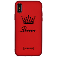 Wholesale Shaka Laka red Christmas fashion crown Phone Case For iphone s s plus s plus crown TPU Soft Skin Back Cover