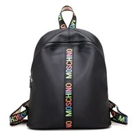 Wholesale Bag Oxford - 2017 New Women Casual Bags Sumer Fashion Oxford Women Backpacks Soft Handle Autumn Leisure Ladies School Bag AB14
