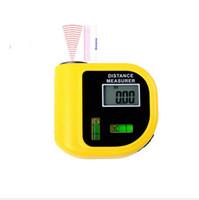 Wholesale Handheld Lasers - Free Shipping 2015 New Handheld Laser Rangefinders Ultrasonic Distance Measurer Meter Range Finder Tape