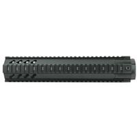 ingrosso quad rails inch-T-Serie 4/15 Free Float 12 pollici Handguard Quad Rail Scope Mount