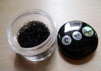 Wholesale Individual Eyelashes Loose - Wholesale-1000 pcs Korea Brand New Mink C Curl Individual Loose Bulk Black False Eyelash Extensions Soft Lash 0.12 0.15 0.2mmx 8 10 12mm