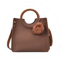 Wholesale Material Shoulder Bags - luxury designer handbags new arrival best quality pu leather material fashion women bag 3 colors shoulder bag