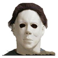 Chaud Film Cos Masques Horreur Michael Myers Masque Horreur Film Halloween Cosplay Adulte Latex Partie Masque Scary Film Masque Jouet