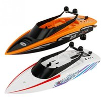 Wholesale Boat R C - CREATE TOYS 3323 Radio Remote Control Mini RC Submarine R C RACING BOAT Toy Speedboat