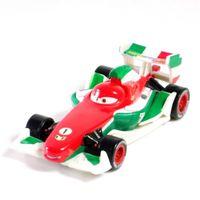 Wholesale Toy Metal For Die Casting - Pixar Cars 2 100% original Francesco Bernoulli f1 1:55 scale die-cast metal alloy model brio cute toy for kids gifts