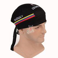 Wholesale Cheap Bicycle Caps - Wholesale-Cheap Hat, Scarf Headdress Turban 2015 Men, Women's Movement Cycle May Free Bicycle Cap