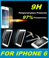 Wholesale Neo Premium - Premium Tempered Glass Film Screen Protector Explosion Proof Fit For IPhone 4s 5s 6 IPhone 6 Plus Samsung S3 S4 S5 Note 2 3 NEO Front SSC004