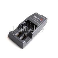 akü şarj aletleri toptan satış-UltraFire WF-139 Hızlı Şarj 18650 14500 18500 17500 veya 17670 3.7 V Lityum Şarj Edilebilir Pil Ücretsiz ABD Veya AB Shpping Shpping