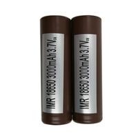 Wholesale HG2 mAh Lithium battery for LG vape box high drain Batteries A MAX HE2 mah Battery