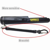 Wholesale Detector Garrett - Best Price Metal Detector Handheld Pro Pointer Dual-Use Pinpointer garrett Pro Pointer Waterproof Sensitivity Pinpointer Metal Detector