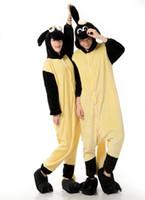 Wholesale Sheep Onesie - The Sheep Women Sleepwear Animal Onesies Pyjamas Anime Cosplay Costumes Onesie Jumpsuit Romper Onesies Pajamas Kigurumi Adults
