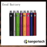 Wholesale Ego Twist Original - Kanger Evod Battery Kangertech Evod 1000mah eGo Twist Battery 100% Original