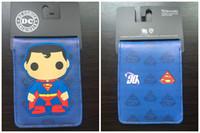 dc geldbörsen großhandel-Comics DC Marvel Cartoon Brieftaschen für Kinder Cute Superman Geldbörse Jungen Geschenk PVC Geld Taschen