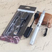 evod mini vor blister großhandel-Evod Batterie Dry Herb Blister Kit Mit Mini Ago G5 Kräutervaporizer Zerstäuber Ego Thread Fit ego 510 Batterie Stift