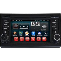 Wholesale Dvd Player Audi A4 - 7 Inch Android Car DVD Players Special In Dash Car DVD Players Fit for AUDI A4 Built in Bluetooth FM AM Radio Hot Sale 7076A