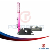Wholesale Handbrake Race - PQY STORE- Red Hydraulic Handbrake MASTER CYLINDER 0.70 ,Vertical Professional Type , WRC type, Drifting Rally race PQY3631