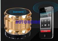 haut-parleurs bluetooth achat en gros de-1 x nouveau 3.5MM Mini voiture Auto Wireless Bluetooth Speaker 3W Waterproof order $ 18no track