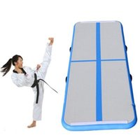 Inflables Deportes Air Track Mat China Trampolín Gimnasia Tumbling Mat Inflables Aire Tumble Track Inflable Gimnasio Equipo ejercicio Mat